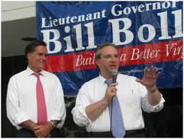Bill Bolling 7 Mitt Romney
