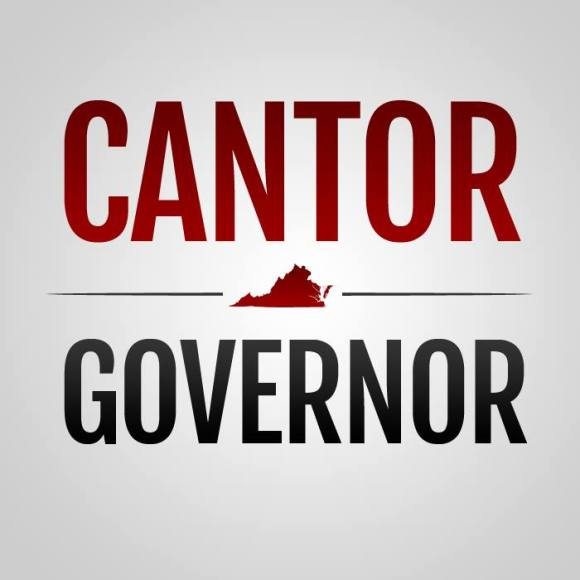 Eric Cantor for Governor