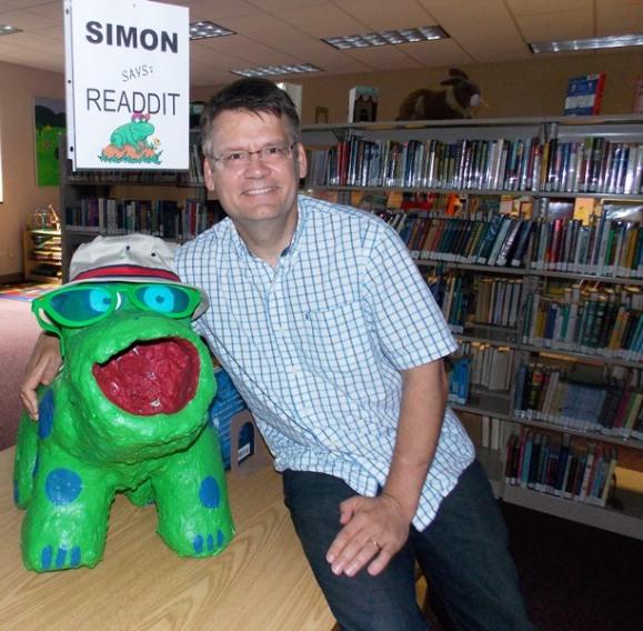 Kurt and frog he made