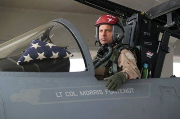 Deerfield F-15C jet crash pilot
