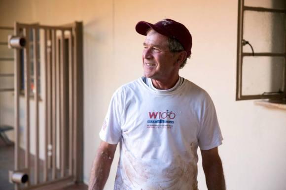 George W. Bush 24 Africa