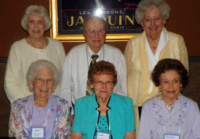 Mom Class of '44 reunion 2014
