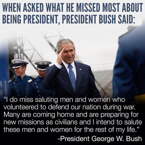 George W. Bush 45