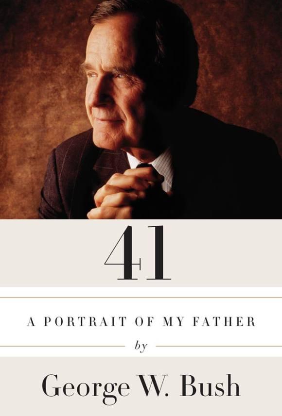 George W. Bush dad's book