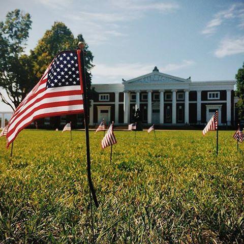 UVa 9-11 memorial