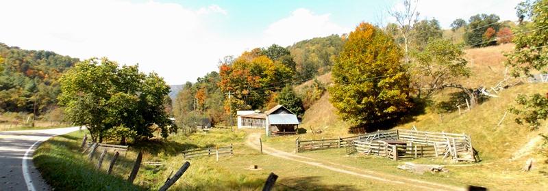 Finding Autumn In Highland County Va Lynnrmitchell Com