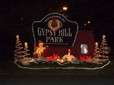 everyone loves the lights of the season so pile the kids in the car and head to stauntons gypsy hill park celebration of holiday lights