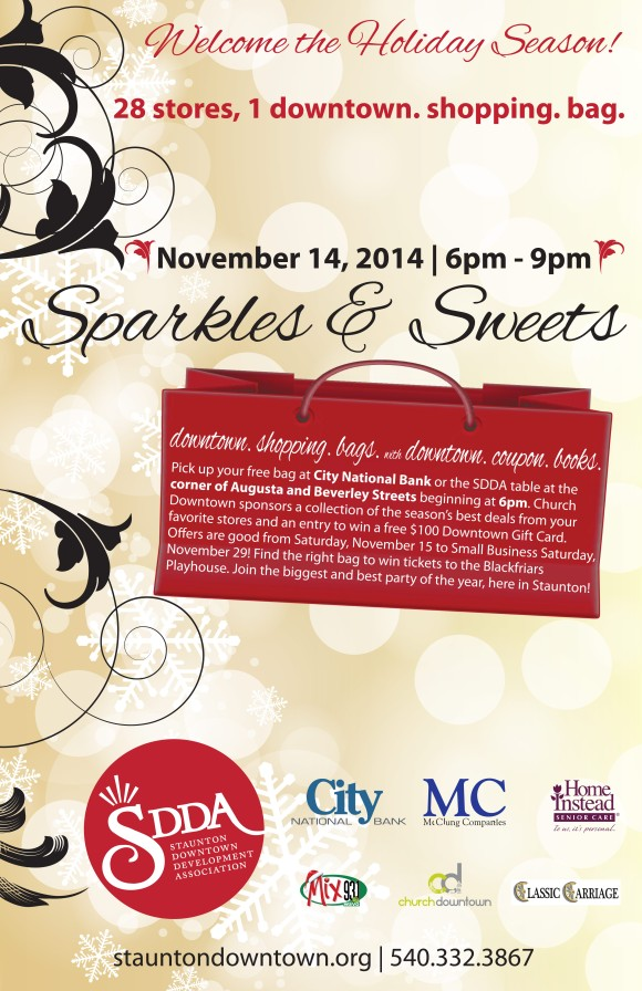 Sparkles, Sweets poster