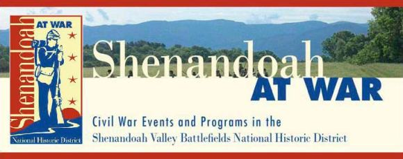 Shenandoah At War