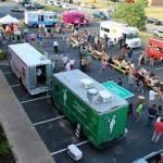Food truck court