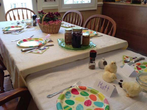 Easter 6 2015