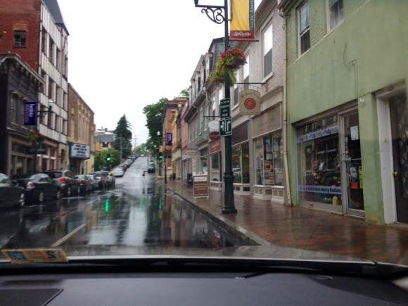 Staunton 4 rainy