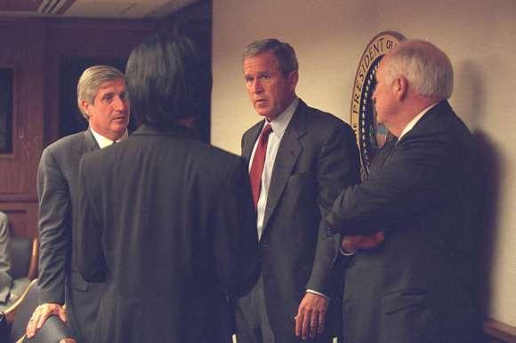 George W. Bush 52 of 9-11