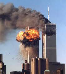 9-11-01 Twin Towers