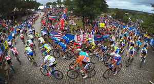 Bicycle race RVA 2