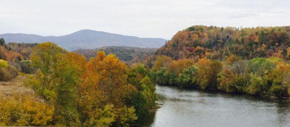 James River 3 autumn BRP