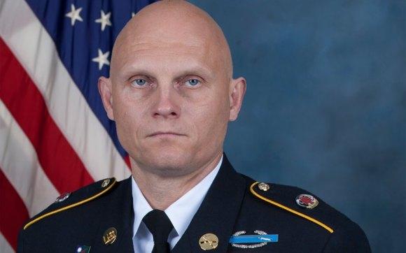 Master Sgt Joshua Wheeler