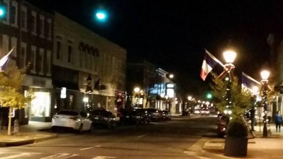 Fredericksburg French flags 5