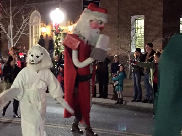 Christmas Blacksburg 16