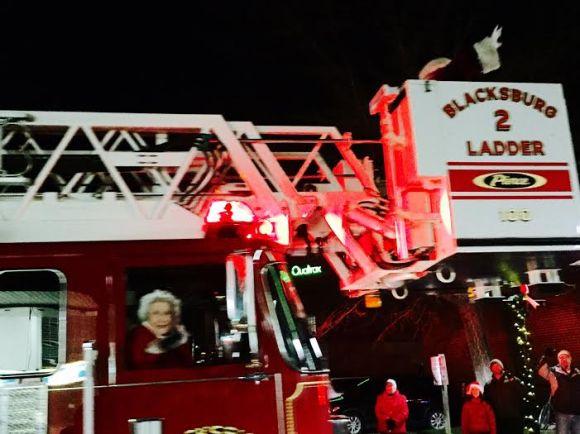 Christmas Blacksburg 29