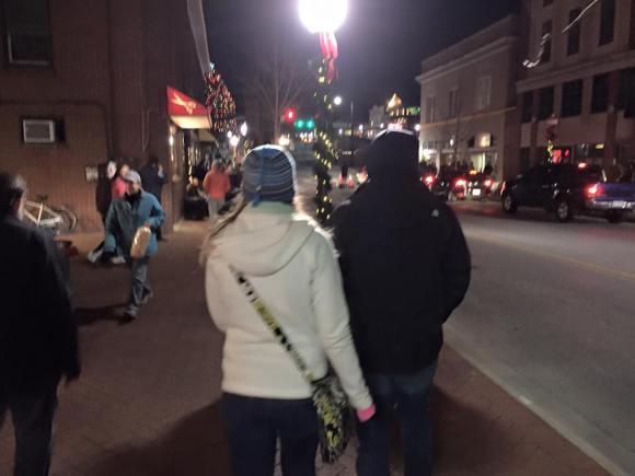 Christmas Blacksburg 7