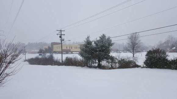 Matt Hall snow 1
