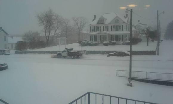 Snow Radford 1