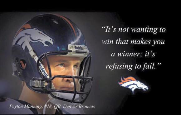Denver Broncos 3 Peyton