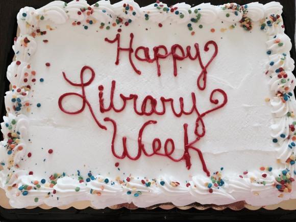 Library Week 1