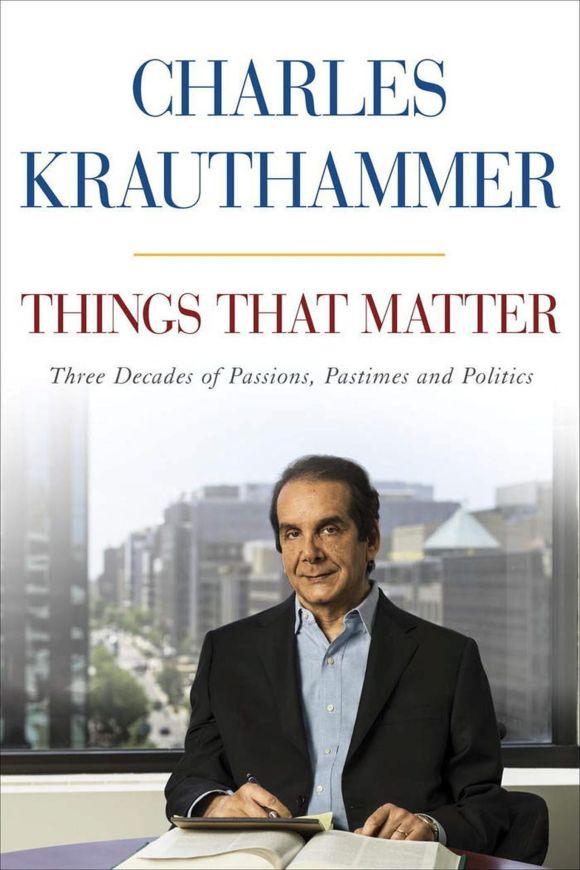 Charles Krauthammer 1