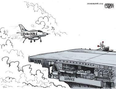 John McCain 9 USA Today
