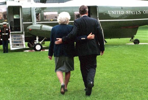 George H.W. Bush 9